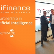 TriFinance & Sidetrade - A partnership in Artificial Intelligence