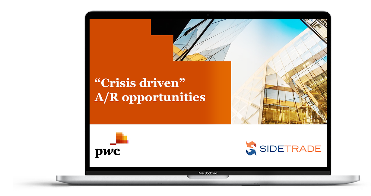 Webinar on Crisis Driven Accounts Receivable Opportunities